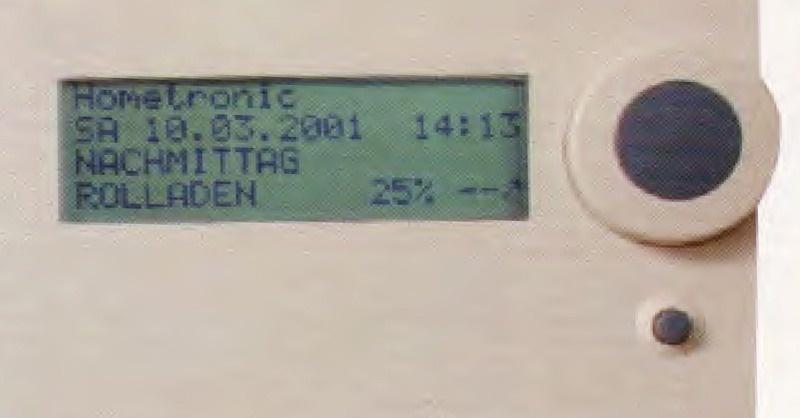 Hőmérséklet-szabályzás Szobatermosztátok II.