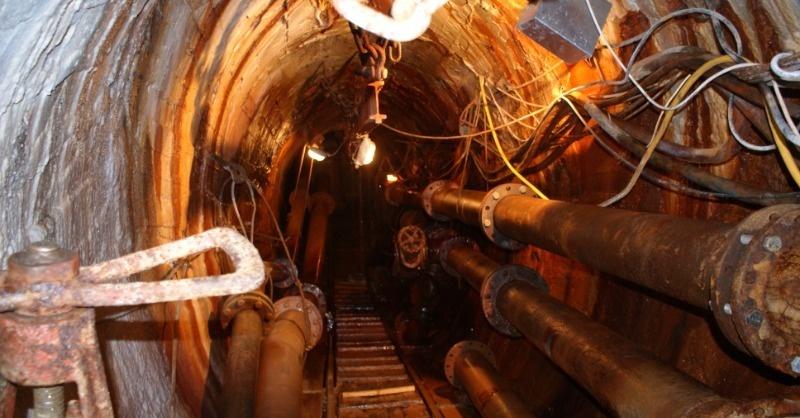 Víztermelő bányaüzem