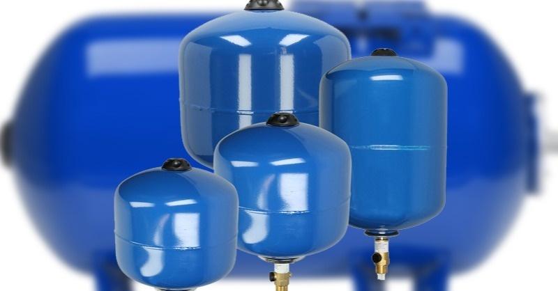 Az ivóvizes tágulási tartályokról