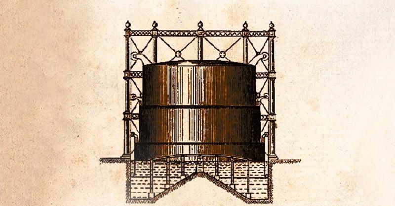 A városi gáz története I.