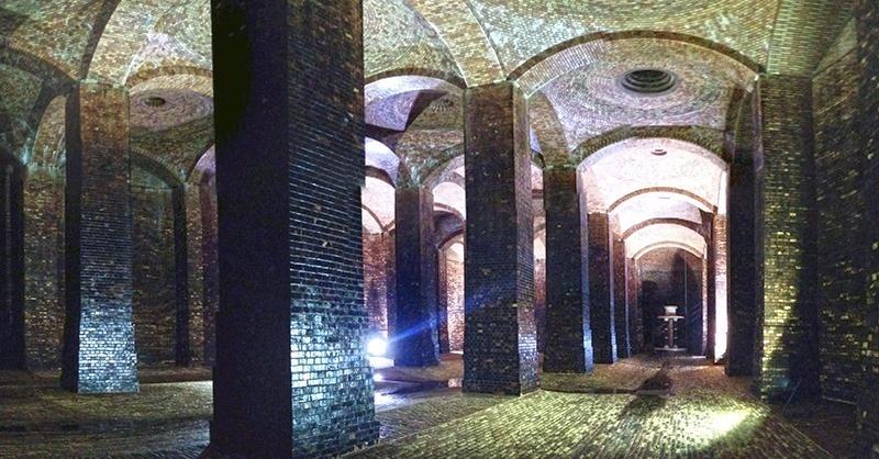 A vízellátás bazilikája