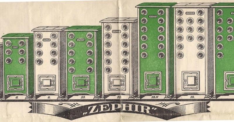 A Zephir-kályha