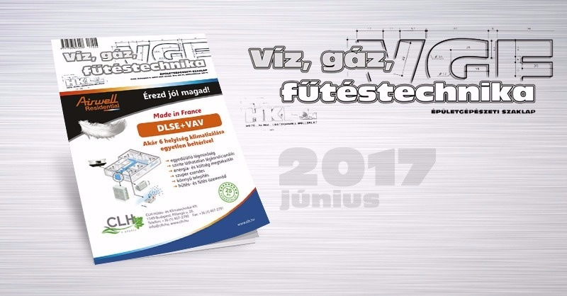 Megjelent a VGF szaklap júniusi száma