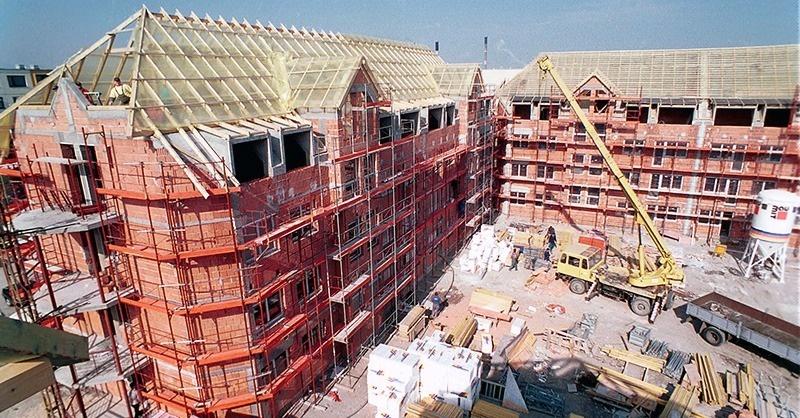 Tovább dübörög az építőipar gőzhengere