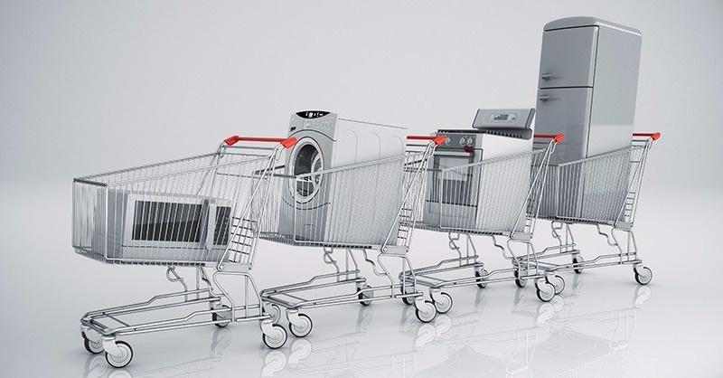 Ismét háztartási nagygépeket cserélhetünk