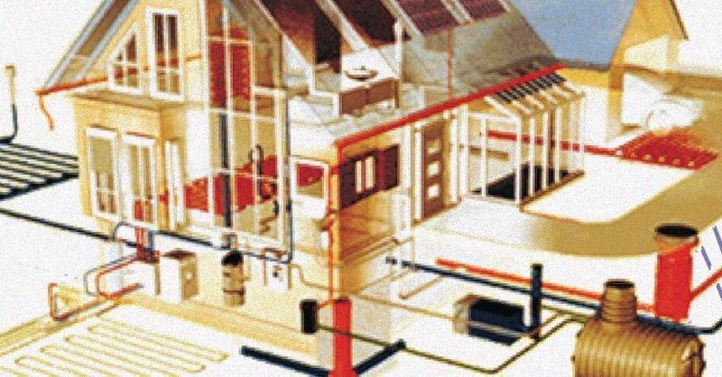 Épületgépészeti folyamatok alapelemei