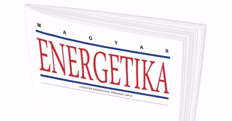 Megjelent a Magyar Energetika legfrissebb száma