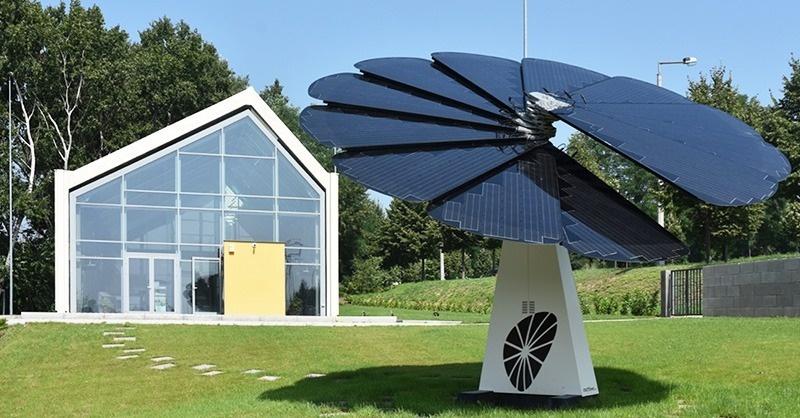 Megújuló Energiaház az Atomvárosban