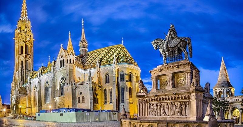 A Mátyás-templom épületgépészeti helyreállítása
