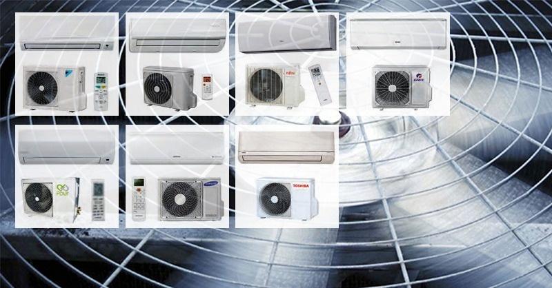 Kb. 3 kW-os fűtőteljesítményű split klímák