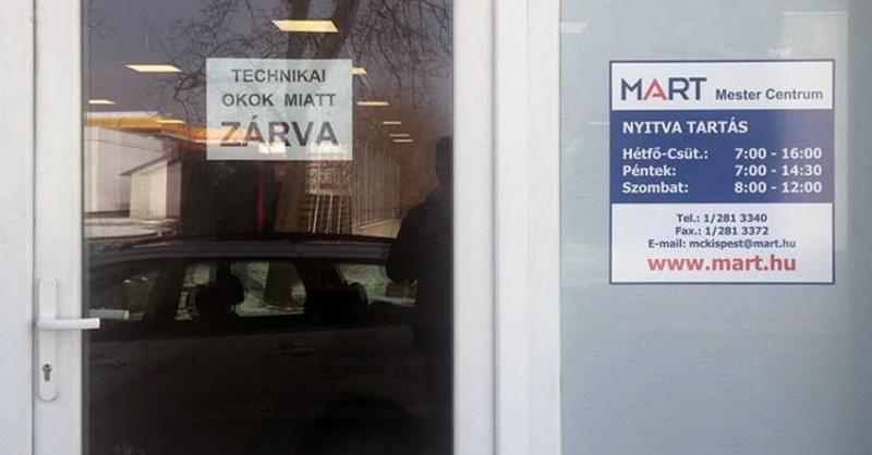 Nyilatkozott a Mart Kft. a VGF Szaklapnak a csődeljárásról