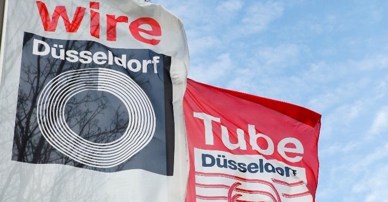 Fémipari csúcstalálkozó: Tube és wire Düsseldorfban