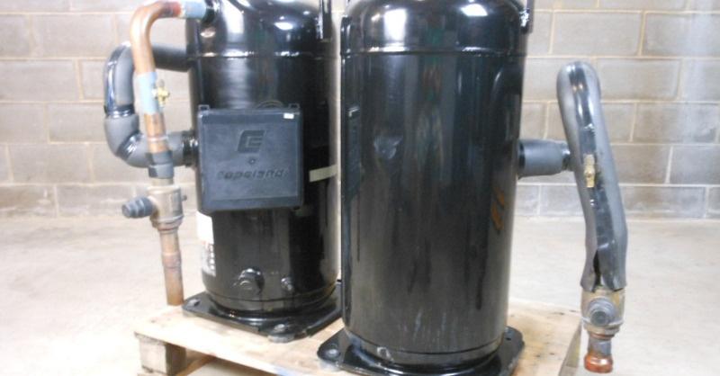 Kompresszorok és hűtőközegek