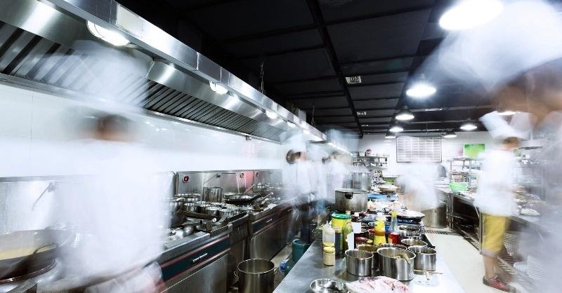 Hogy jól szeleljen az éttermi konyha…