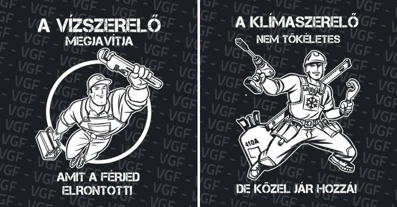 VGF&HKL pólók és pulóverek