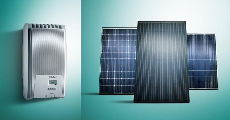 Vaillant auroPOWER napelemes rendszer