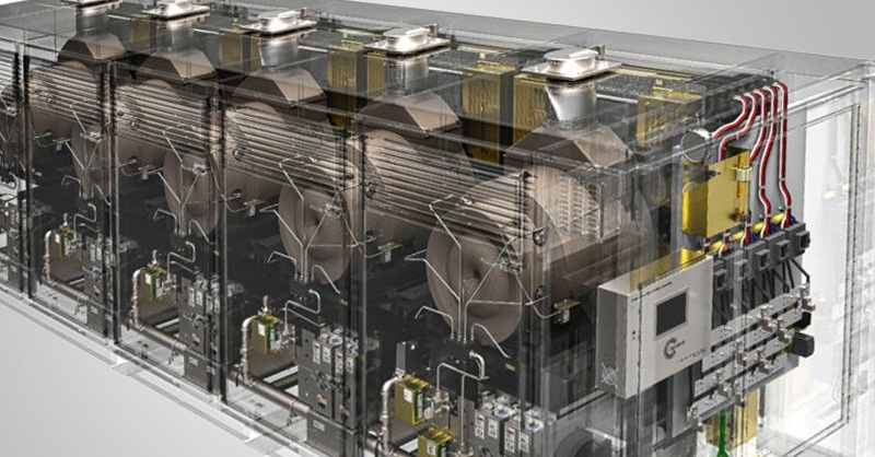 Kapcsolt energiatermelés mikrogázturbinákkal