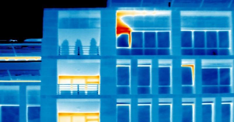 Épületszerkezeti és épületgépészeti termográfia I.