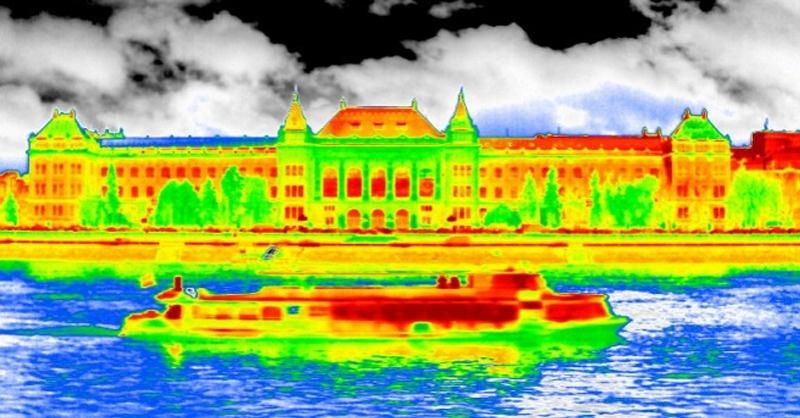 Épületszerkezeti és épületgépészeti termográfia II.
