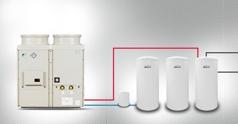 Használati melegvíz termelése környezettudatosan