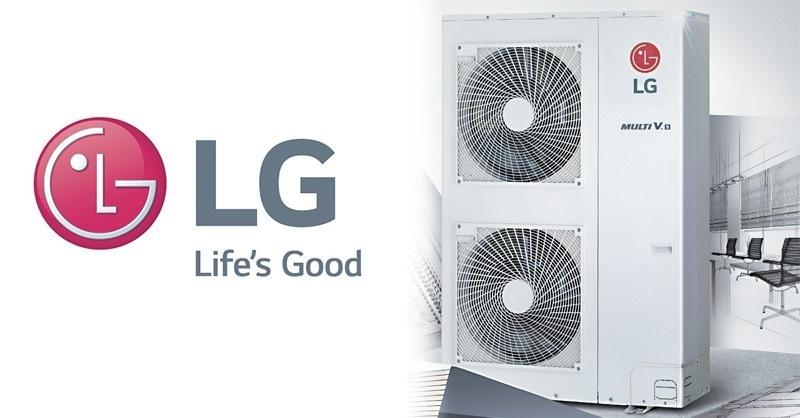 Az LG új Mini VRF termékpaletta