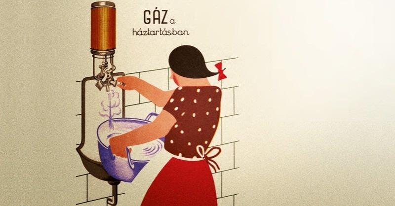 A gázkészülékgyártás hőskora Magyarországon