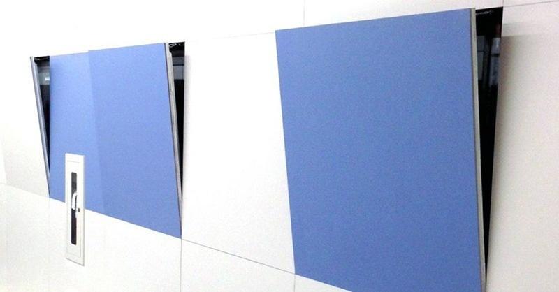 Ellenőrző ajtók a gépészeti gyakorlatban