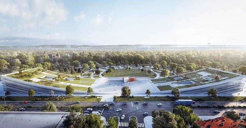 Az új Néprajzi Múzeum épületgépészete