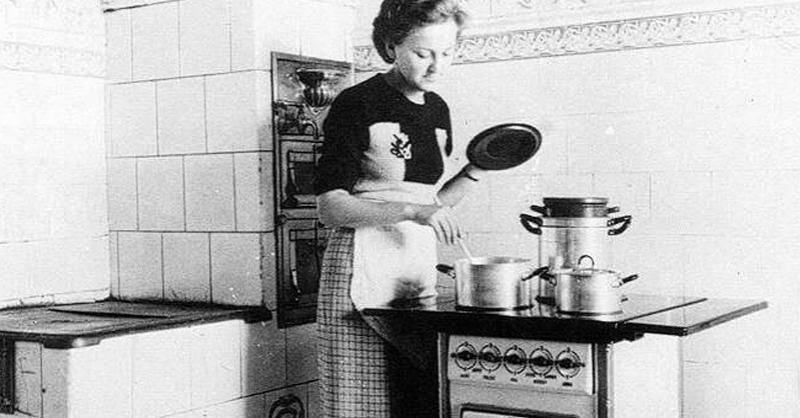 Főzés-sütés gázzal