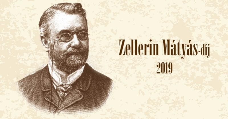 Zellerin Mátyás-díj 2019