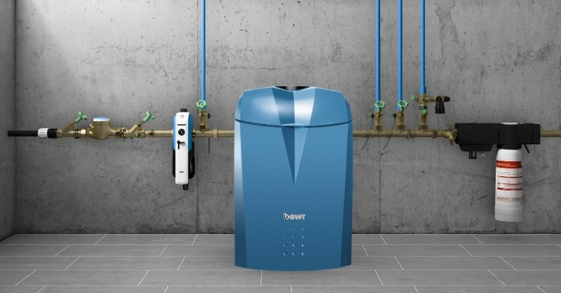 BWT alacsony sótartalmú, vegyszermentes fűtővíz