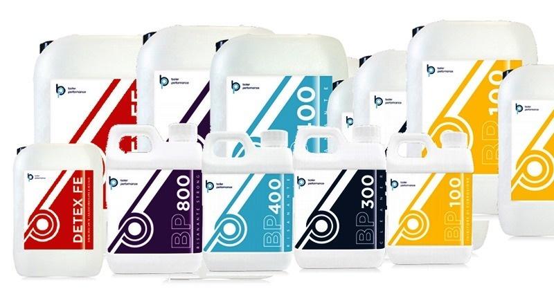 Fűtési rendszerek tisztítása MANTA termékekkel