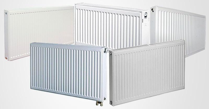 Acéllemez-radiátorok