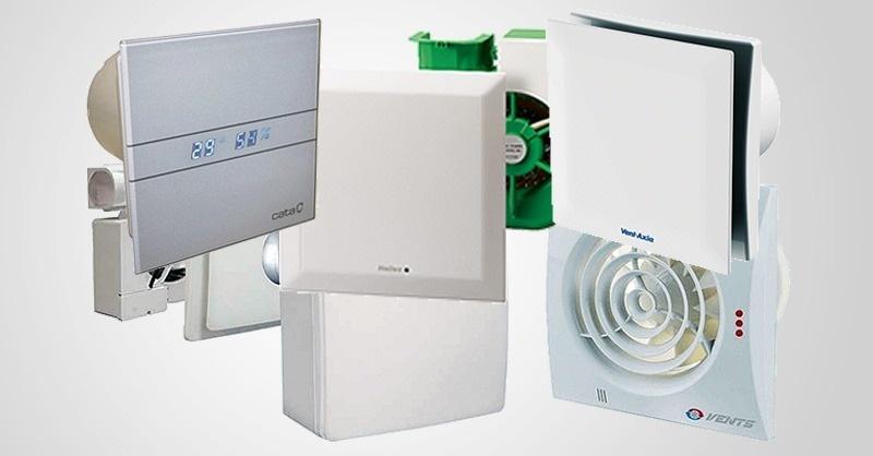 Háztartási elszívó ventilátorok