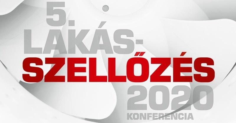 5. Lakásszellőzés 2020 Konferencia