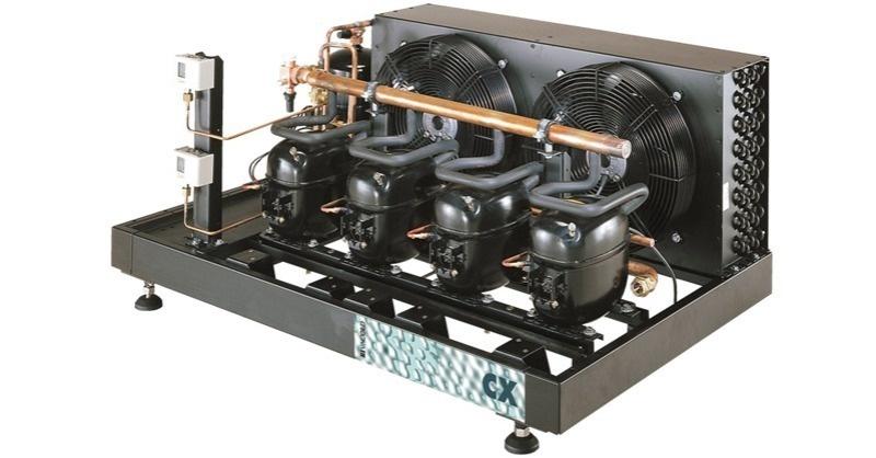 Kompresszorok a hűtő- és klímatechnikában