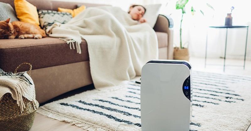 Hogyan válasszunk szobai légtisztítót?