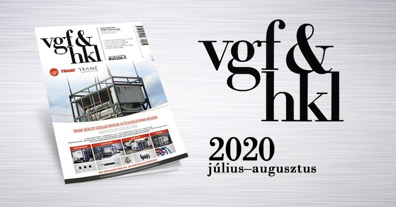 Nyomdában van a VGF&HKL július-augusztusi lapszáma