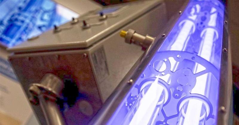 Kék fény az épületgépész gyakorlatban