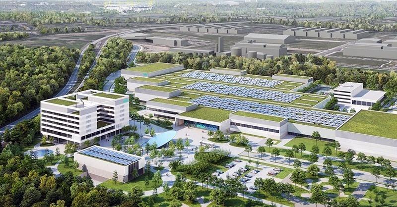 Wilopark: Ultramodern, fenntartható és digitális