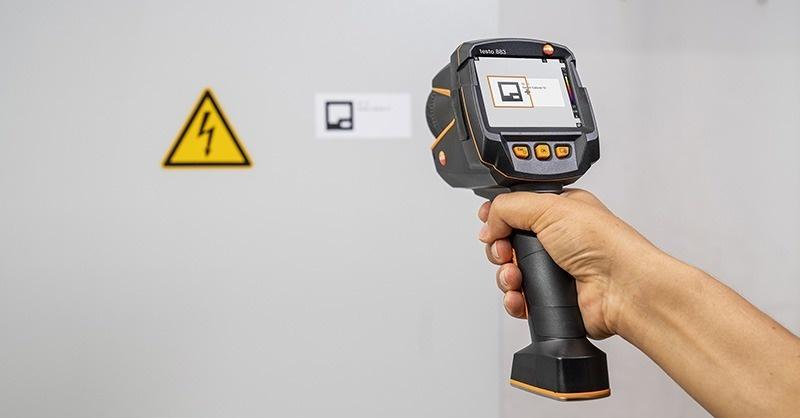 Precíz mérések okos hőkamerával