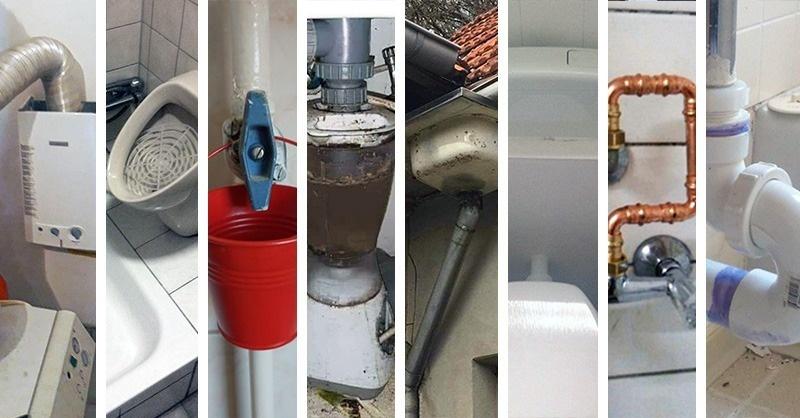 Kreatív megoldás, kettő az egyben, konyhamalac, gyűjtőtálca, vécétartály, idom