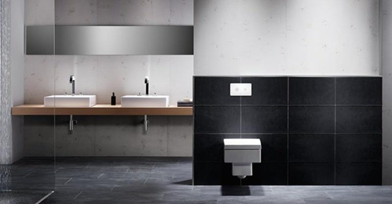 Higiénikus WC: Az érintésmentes Viega működtetőlap