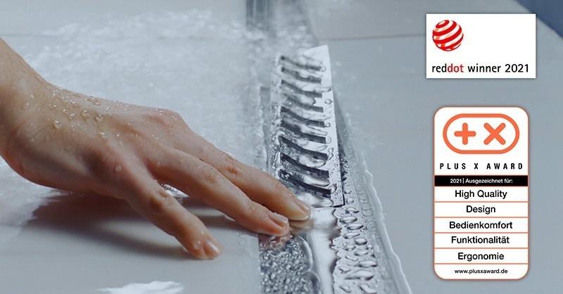 Az új ACO Solid Plusz zuhanyfolyóka