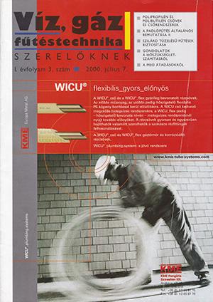 VGF&HKL szaklap 2000. június