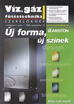 VGF szaklap 2000. szeptember