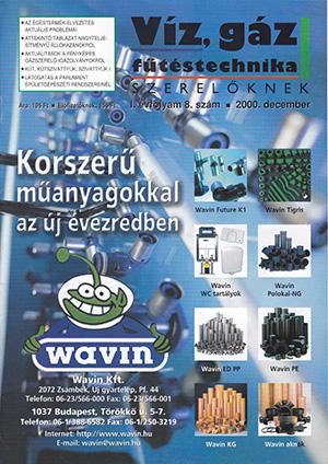 VGF&HKL szaklap 2000. december