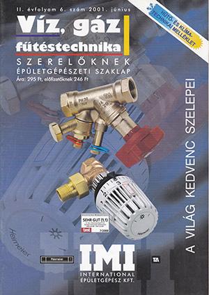 VGF&HKL szaklap 2001. június