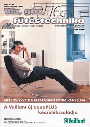 VGF&HKL szaklap 2003. október
