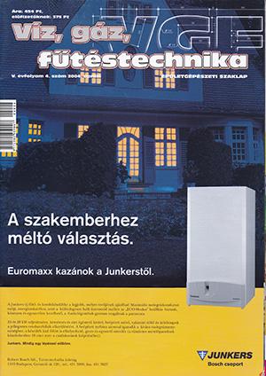 VGF&HKL szaklap 2004. április